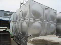 河北厂家直销供应不锈钢水箱  不锈钢装配式焊接水箱