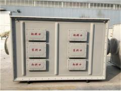 專業生產SDG干式酸性廢氣凈化器廠家  凈化設備