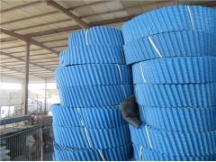 批发销售玻璃钢冷却塔填料 PVC/PPR填料 斜交错填料