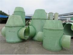 銷售玻璃鋼檢查井   玻璃鋼管件