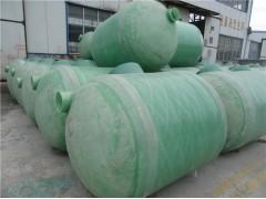 玻璃鋼化糞池1-100  消防水池  隔油池