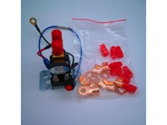500A大电流继电器 双电瓶隔离器控制器 房车改装 汽车越野