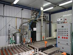 辽宁性能可靠的IBC吨桶定量灌装生产线_自动输桶灌装机