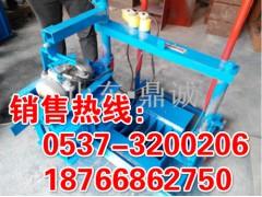 空心砖标砖制砖机 手动小型水泥砌块机 混凝土砖生产设备