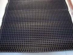 供應運城1.2公分車庫排水板{車庫種植排水板}型號