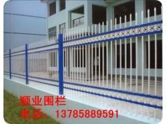 厂家直销锌钢护栏、铁艺护栏