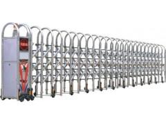 上海廠區伸縮大門 防火卷簾門 工業提升門定做安裝