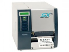 烟台条码标签打印机东芝SX5T,威海潍坊日照淄博条码打印机