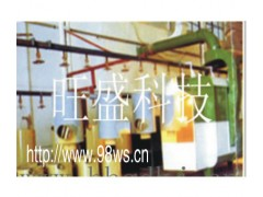 WSPT自動大型噴涂線固化生產線