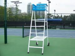盤錦添鑫達供應同行產品中暢銷的盤錦裁判椅——多樣的盤錦籃球架,盤錦網球柱,盤錦排球柱