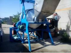 不銹鋼滾筒混合機適用于各行各業
