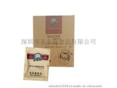 藍山 濾泡掛耳咖啡進口生豆無糖充氮保鮮 10*10g 圣朵斯
