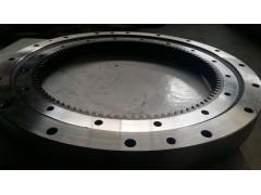 HJN800內齒式交叉滾子轉盤軸承