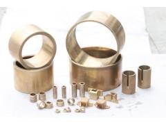 青銅襯套 耐磨軸套 耐高溫 耐磨 無油軸承