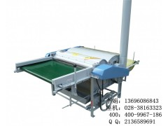 双罗拉吸尘弹花机6MTB101-97E梳理棉、毛、麻、化纤等