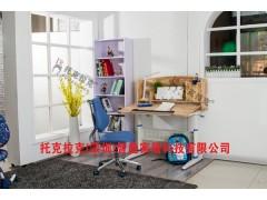 托克拉克品牌 ETZ-02可升降式兒童實木學習桌椅