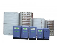 上哪找专业的空压机余热回收热水工程——云浮空压机热水工程