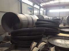 山東振通金屬容器制造有限公司雙壁油罐、加油站油罐