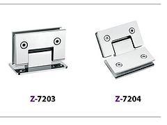卓爾祺金屬制品供應高質量的浴室玻璃門夾_不銹鋼浴室夾批發