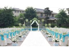 清新主題婚禮