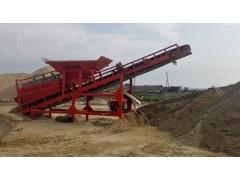 砂石分離設備泥沙篩分設備滾筒篩分機