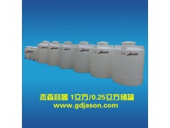1000L環保水處理行業專用PE水箱