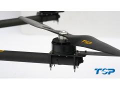 品牌好的多旋翼8軸植保機無人機優選拓普新科:代理新品上市多旋翼8軸植保機無人機載重10公斤