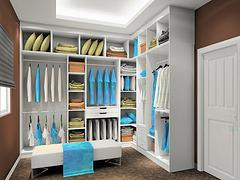東方哪里可以定做整體衣柜|一流的海南整體衣柜定做公司