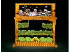 优致的田园风情生态鱼缸哪里买:生态鱼缸价格范围