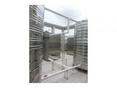 賓館空氣能熱水工程_一流的空氣能熱水工程泉鑫節能提供