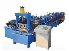 福建好的c型鋼成型機供應:山東C型鋼成型機