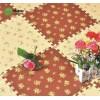 美凤儿童拼图地垫田园风EVA垫泡沫地板垫加厚碎花
