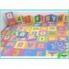 美凤eva环保儿童爬行拼接字母数字地垫儿童益智玩具加厚