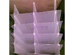 江蘇斜板填料、乙丙共聚斜板填料、小間距斜板填料