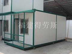 霞浦集裝箱:出售莆田超值的福州活動房