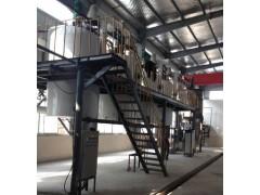 动物油熬油设备专业生产厂家推荐 德州动物油熬炼设备