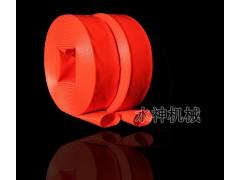 PVC涂塑水带认准水神机械设备厂-质优价平_涂塑水带价格行情