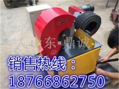 云南怒江电动圆管棒外圆抛光机 管子表面研磨机 自动抛光机