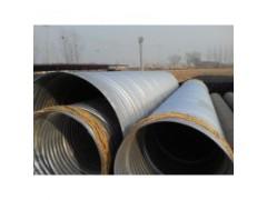 排水波纹管 800-1600镀锌排水波纹钢管