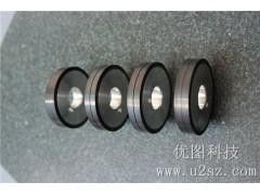 供應MLCC沾銀膠輪 進口材料+高精度 優圖科技