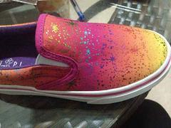 有口碑的鞋材數碼印花就在泉州順宏布業印花:特種印花廠家