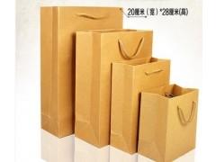 嘉興西安牛皮紙袋 服裝袋 禮品袋定做批發 廠家首選西安鳳泉紙制品有限公司