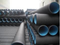 青島HDPE雙壁波紋管污水排水管多少錢?柯瑞達新型材料告訴你價格