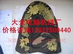 東莞專業的亮片繡花廠家:亮片繡花生產廠家
