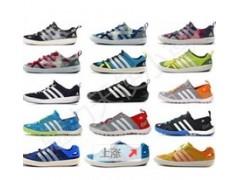 夏季新款阿迪达斯涉水鞋、阿迪达斯凉鞋、登山鞋厂家一手货源招代理免费加盟