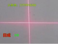 砖石切割用红光十字定位灯b