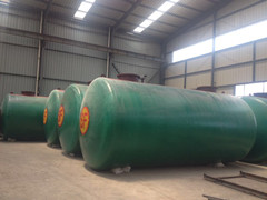 山东振通金属容器制造有限公司供应双层油罐、双壁油罐