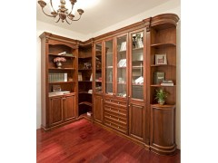 北京市品牌纯实木书房家具出售|便宜的代理