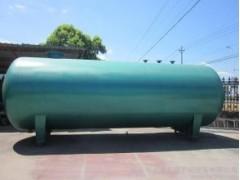 寧夏大型臥式儲油罐,優質寧夏恒銀興鋼臥式儲油罐哪里買