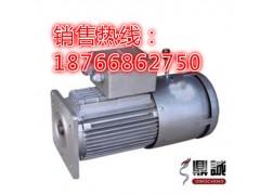 湖南郴州YEJ90L-4带刹车电磁制动电动机 坚固高效